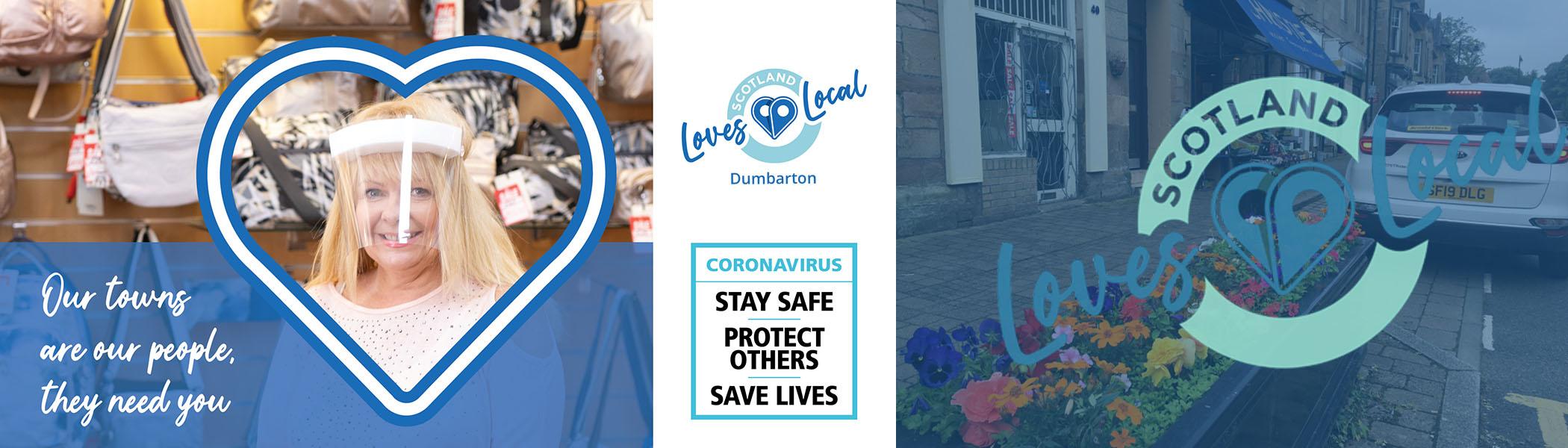 Dumbarton Loves Local Campaign