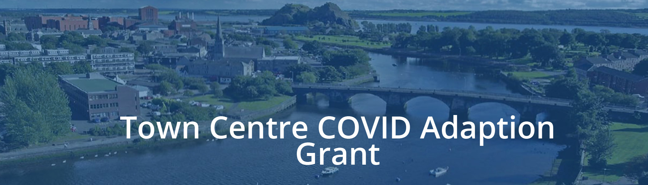Town Centre COVID Adaption Grant
