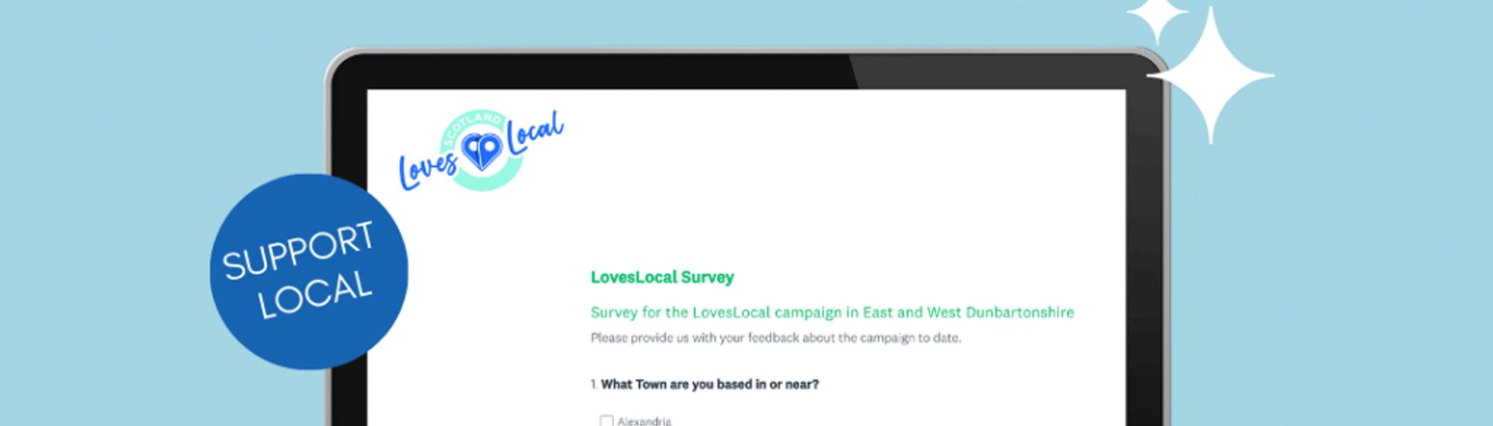 Local business feedback
